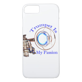 Trumpet is My Passion Smartphone Covers