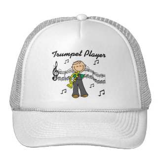 Trumpet Player T-shirts and Gifts Trucker Hat
