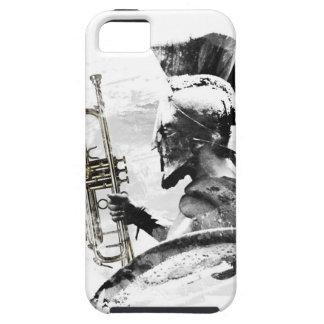 Trumpet Warrior iPhone 5 Case
