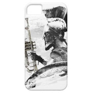 Trumpet Warrior iPhone 5 Cover