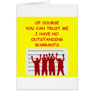 trust card