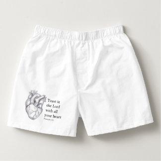 Trust God Boxers