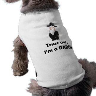 Trust me I'm a rabbi - Funny jewish humor Shirt