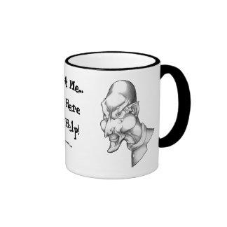 Trust Me...I'm Here To Help Coffee Mugs