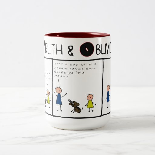 Truth and Oblivion # 11 Mugs