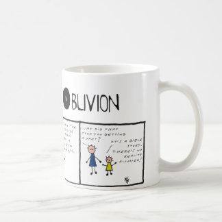 Truth and Oblivion #13 Coffee Mug