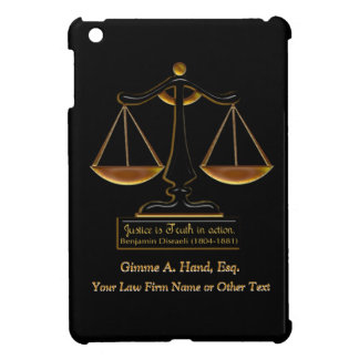 Truth in Action v3 (Personalized) Case For The iPad Mini