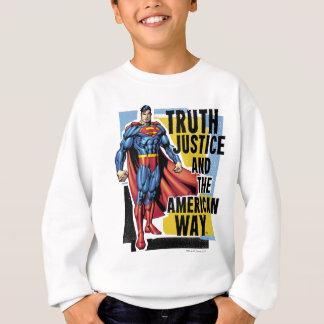 Truth, Justice Sweatshirt