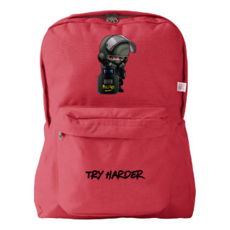 Try Harder Original Backpack