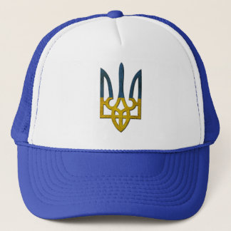 Tryzub Ukrainian Hat