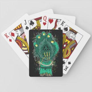 TSANTSA! PLAYING CARDS