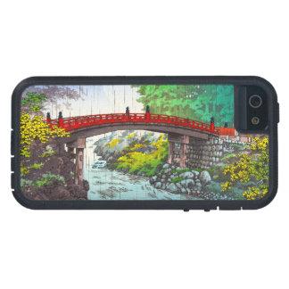 Tsuchiya Koitsu Nikko Sacred Bridge japanese scene iPhone 5 Case