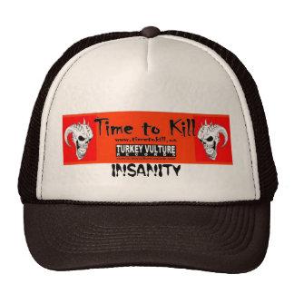 TTK  Insanity Hat
