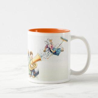 Tuba Player Mug