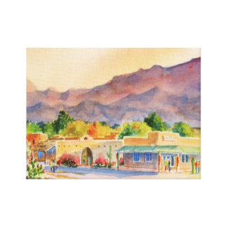 Tubac, Founded 1752 Canvas Print