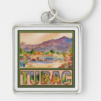 Tubac, Founded 1752 keychain