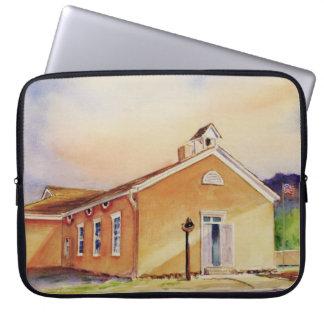 Tubac Schoolhouse Laptop Sleeve