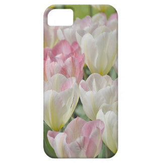 Tulip blooms case for the iPhone 5