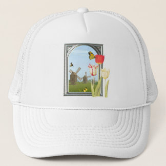 Tulips from Amsterdam Trucker Hat