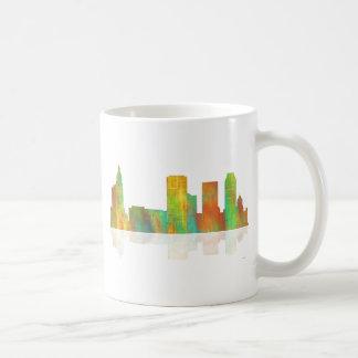 Tulsa Oklahoma Skyline Coffee Mug