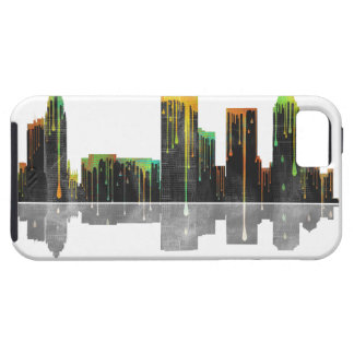 Tulsa Oklahoma Skyline iPhone 5 Cases