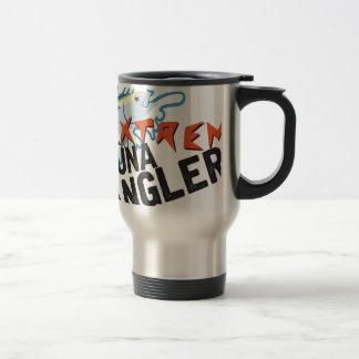 Tuna Angler Stainless Steel Travel Mug