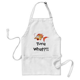 Tuna What?!! Standard Apron