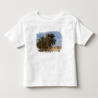Tunisia, Sahara Desert, Douz, Great Dune, palm Toddler T-Shirt