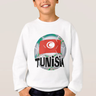 Tunisia Soccer Futbol Team Sweatshirt