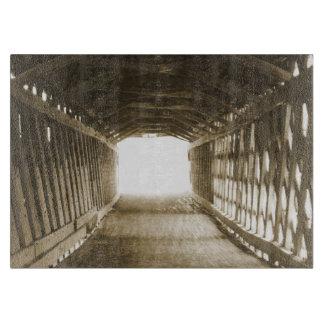 Tunnel of Light Cutting Board