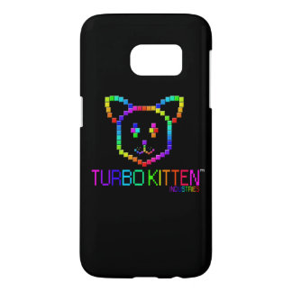 Turbo Kitten Galaxy S7 case