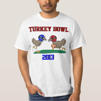 Turkey Bowl 2013 T-Shirt