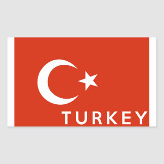 Country Of Turkey Stic...