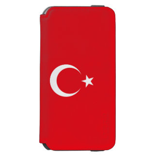 Turkey Flag Incipio Watson™ iPhone 6 Wallet Case