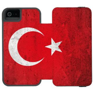 Turkey Incipio Watson™ iPhone 5 Wallet Case