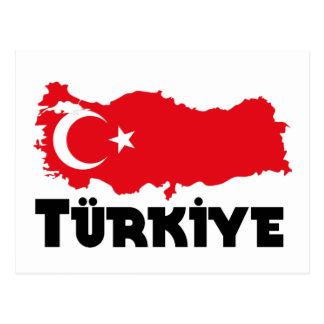 Turkey T-Shirts & Gifts Postcard