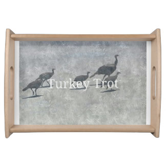 Turkey Tray Service Trays