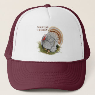 Turkey:  World Class Trucker Hat