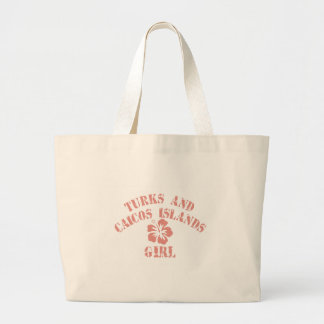 TURKS AND CAICOS ISLANDS CANVAS BAGS