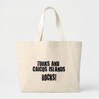 Turks and Caicos Islands Rocks Bags