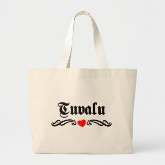 Turks and Caicos Islands Tattoo Style Tote Bag