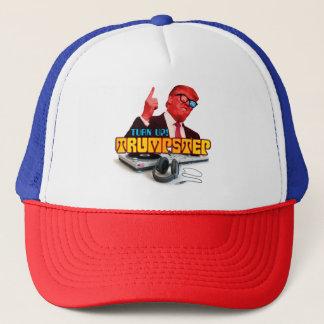Turn it UP TrumpStep Trucker Hat