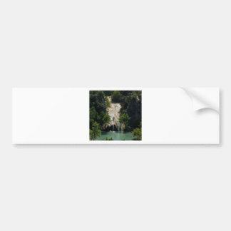 Turner Falls Bumper Sticker