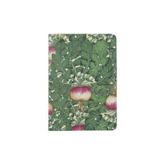 Turnip Love Passport Holder