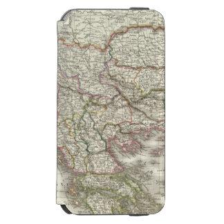 Turquie d'Europe, Grece - Turkey and Greece Incipio Watson™ iPhone 6 Wallet Case