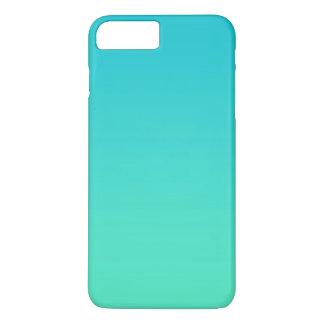 Turquoise Ombre iPhone 8 Plus/7 Plus Case