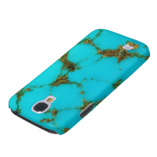 Turquoise Samsung Galaxy Phone Case