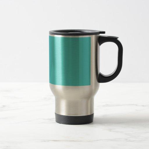 Turquoise Teal Pretty Mug