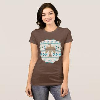 Turquoise Thunderbird Women's T-shirt