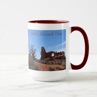 Turret Arch- Arches National Park Mug
